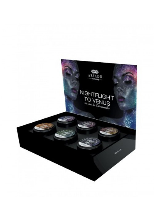 Colorgel Créationelles Collection Créabox Nightflight to Venus · 5g